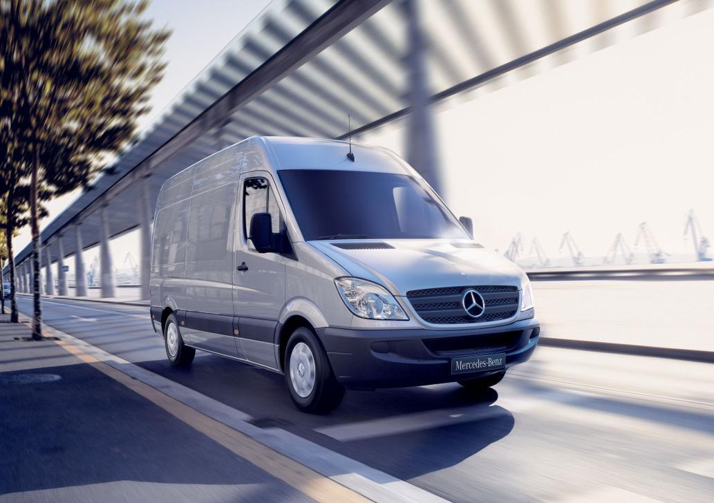 Фотографии Mercedes Sprinter F…