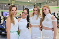 Hostese Zagreb Auto Show 2016
