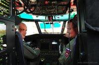 POKLIC: Pilot vojaškega helikopterja Cougar AL532