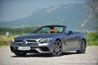 Mercedes-Benz SL in SLC