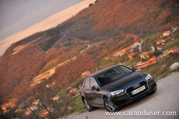 Audi A4 2.0 TDI Basis