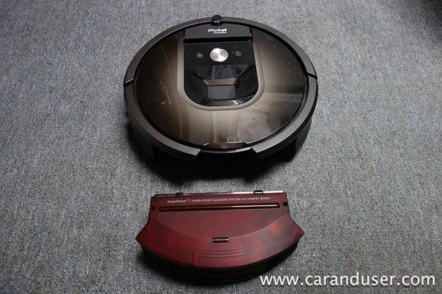 i Robot Roomba 980