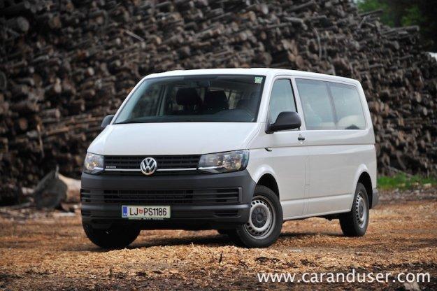 Volkswagen transporter kombi 2.0 TDI DMR 4motion