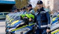 Policisti na motorjih sedaj (tudi) z novimi BMW-ji