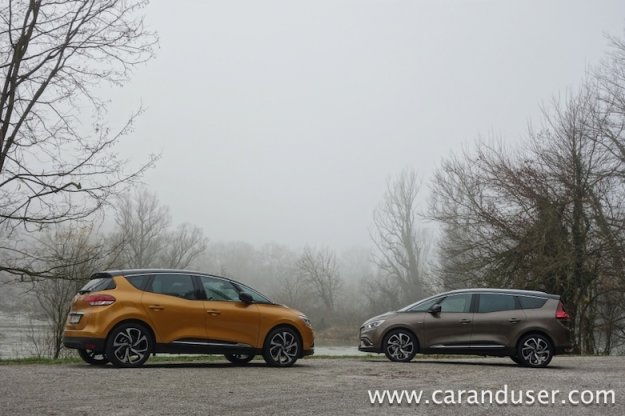 Renault Scenic / Grand Scenic (2016)