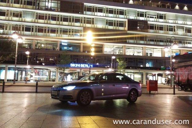Audi A4 2.0 TDI DSG
