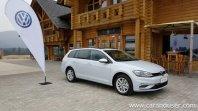 Prenova za Volkswagen Golf