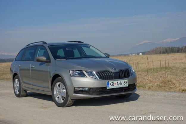 Škoda Octavia (2017)