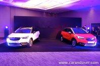 Opel Crossland X (statična predstavitev)