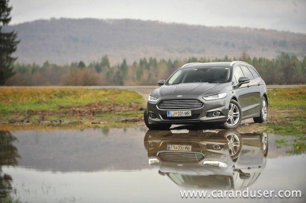 Ford Mondeo 2.0 TDCI Powershift AWD Titanium