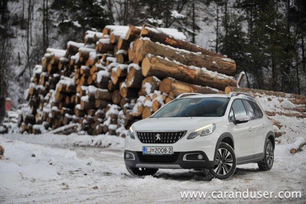 Peugeot 2008 ALLURE 1.2 THP 110 Stop&Start EUR6