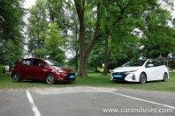 Toyota Prius Plug-in in Yaris (2017)