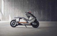 Bavarska vizija futuristične mobilnosti na dveh kolesih