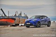Toyota C-HR 1.2 DUAL VVT-I M/T6 C-ULT PREMIUM