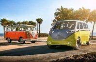 VW Bulli bo dobil električni pogon