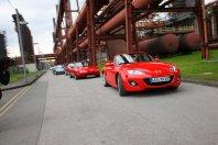 Mazda v Guinnessovi knjigi rekordov