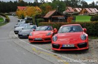 Degustiranje a la Porsche