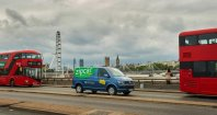 Zipcar in VW za čistejši zrak v Londonu
