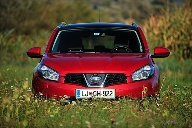 Nissan Qashqai 2.0 dCi Tekna Pack