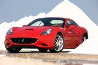 Start/Stop za Ferrari California