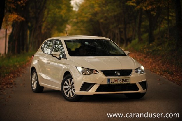 Seat Ibiza Style 1.0 TSI (70 kW)