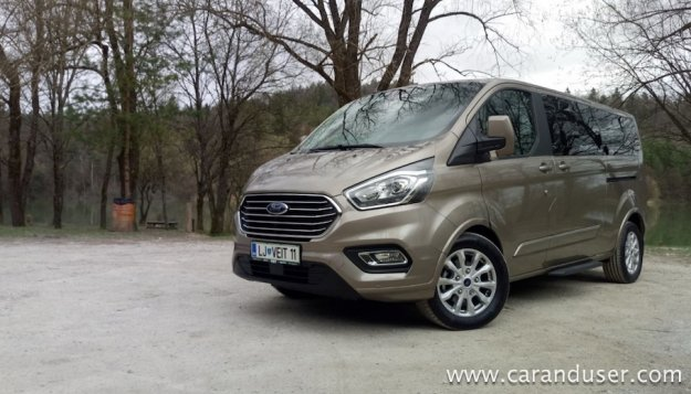 Ford Turneo Custom (2018)