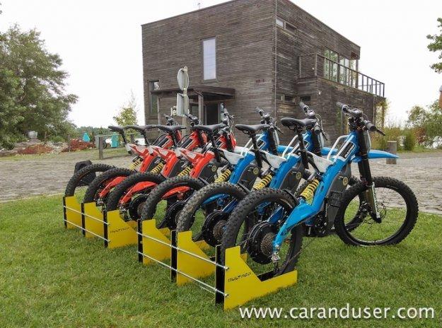 Bultaco Brinco - temperamentni moto-bike