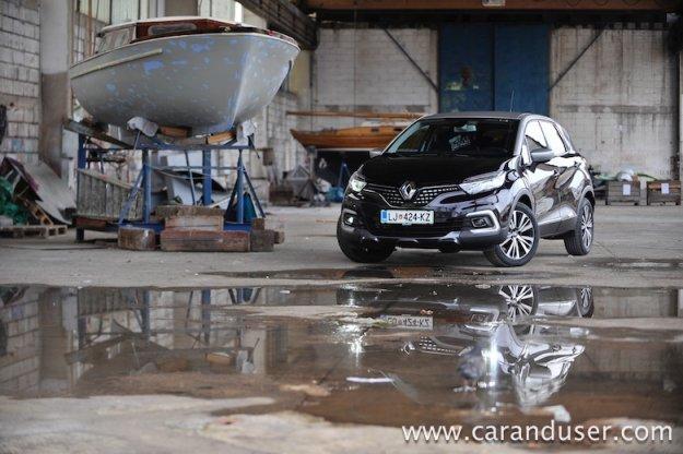Renault Captur 1.2 TCe EDC Initiale Paris