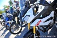 BMW-jevi motocikli na turneji 2018