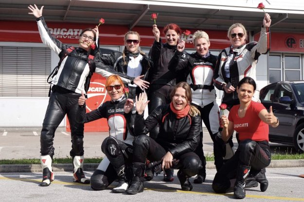 Ducati Ladies Ride 2018