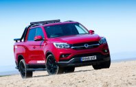 Novo: SsangYong Musso