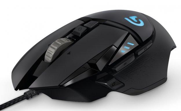 G502 z novim senzorjem