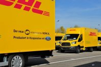 StreetScooter za Deutsche Post