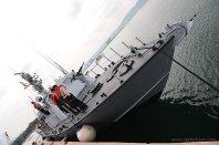 Vojaška ladja - Ankaran 21