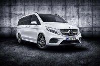 Prenova za Mercedes V-Class (2019)
