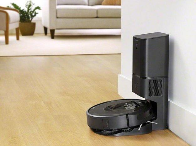 iRobot Roomba i7 in i7+