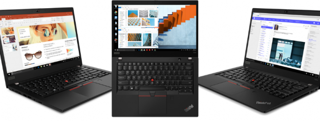 ThinkPad zdru�eni z novimi mobilnimi procesorji AMD Ryzen PRO