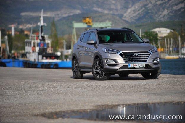 Hyundai Tucson 1.6 CRDi impression