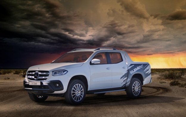 Mercedes razred X Element Edition