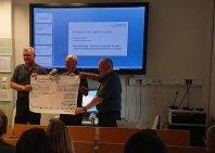Eurobiker Charity podaril UKC-ju šest tisočakov!