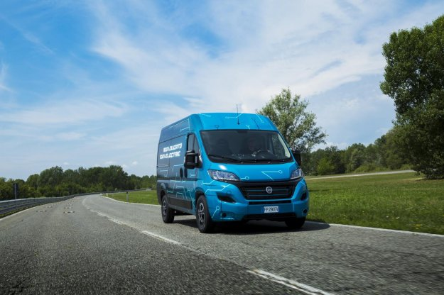 Novo: Ducato Electric