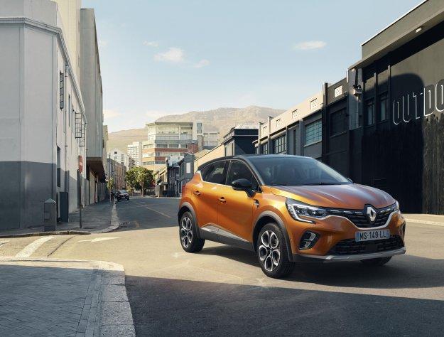 Prihaja novi Renaultov Captur