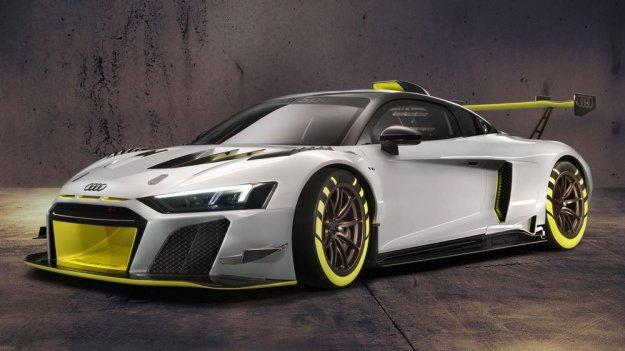 Nori Audi R8 GT2