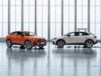 Audi Q3 Sportback v boj z BMW-jem X4