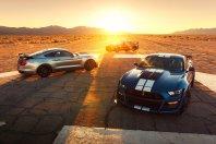 Mustang GT500 z neverjetnim pospeškom (in pojemkom)!