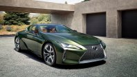 Prihaja »navdihujoči« Lexus LC500