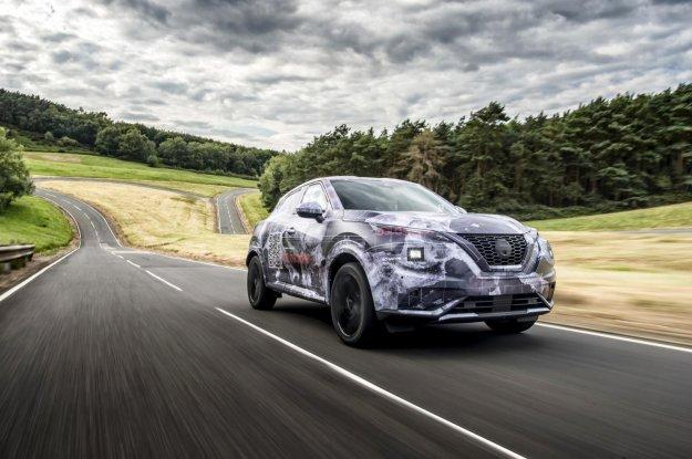 Novi Nissan Juke že v polni pripravljenosti