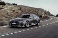 Legenda v četrto vrača še močnejša: Audi RS 6 Avant