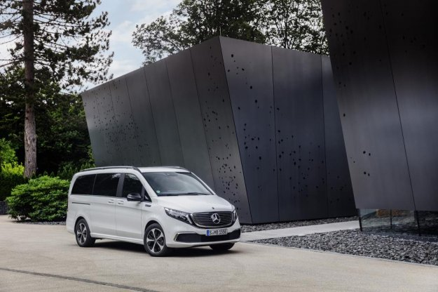 Globalna premiera: Mercedes-Benz EQV
