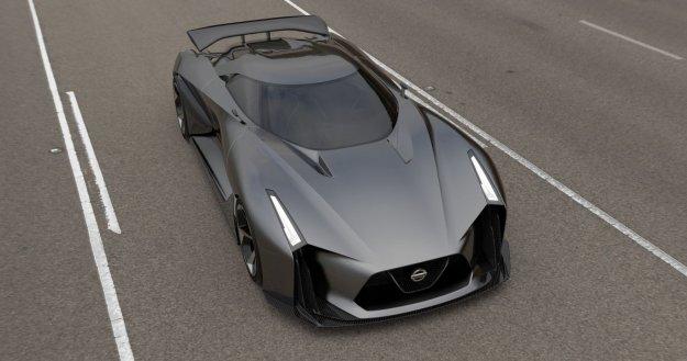 Novi Nissan GT-R? Daleč od tega …